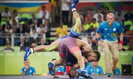 Wrestling, Olympic Games in Rio 2016